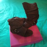 Girls Boots / Shoes (Excellent Condition) Size 3M in Camp Lejeune, North Carolina