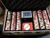 300 Poker Chips with 3 decks of cards and Case in Elizabethtown, Kentucky