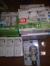 Energy efficient light bulbs - Various in Westmont, Illinois