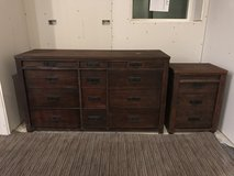 Dresser and nightstand in Tinley Park, Illinois
