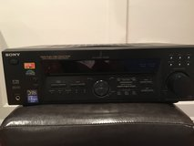 Sony Home Theater Receiver STR DE485 5.1 Channel 400 Watt in Lockport, Illinois