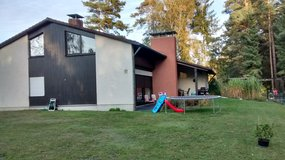 Large Home w/ Inground Pool on Huge Lot overlooking a Lake (Pet Friendly) in Grafenwoehr, GE