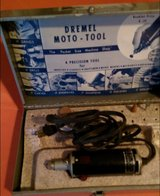 Dremel MoTo Tool No. 1 (collector's item) in Kingwood, Texas