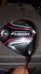 Callaway Fusion Driver in Camp Lejeune, North Carolina