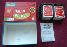 In a Pickle The What's in a Word card game ages 10+ 2-6 players in Bolingbrook, Illinois