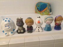 Frozen Bath Toys in Naperville, Illinois