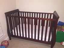 **AFG 4 n 1 convertible crib** in Warner Robins, Georgia