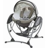 Graco Soothing System Bassinet and Bouncer in Colorado Springs, Colorado