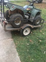 4 Wheeler and Trailer in Spring, Texas