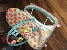 Fisher price baby chair in Beaufort, South Carolina