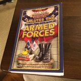 Bathroom Reader/Salutes Armed Forces in Aurora, Illinois