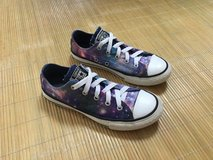 Converse All Star Size 2 Galaxy Pattern in Okinawa, Japan