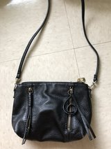 *Small Black H&M shoulder bag in Okinawa, Japan