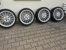 18'' BMW RIMS/SUMMER TIRES in Ramstein, Germany
