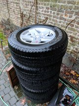 Jeep Wrangler Unlimited Tires and Rims in Shape, Belgium