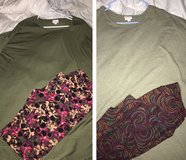 Lularoe Irma and Leggings sets in Fort Leonard Wood, Missouri
