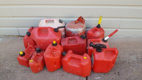 10 Different Gas Cans in Ruidoso, New Mexico