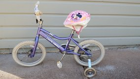 "Novara Firefly 16"" Girls' Bike w/ Helmet in Alamogordo, New Mexico"