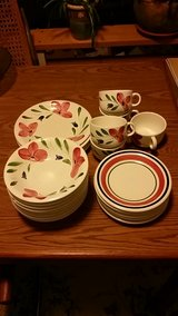 Set of Dishes (plates bowls mugs) in Ramstein, Germany