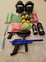 Paintball gun and accessories in Plainfield, Illinois