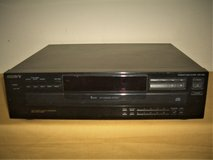 Sony 5-Discs CD Player Model No. CDP-C265 in Moody AFB, Georgia