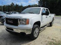 2011 GMC 2500HD  CREW CAB, 4X4, SHORT BED in bookoo, US