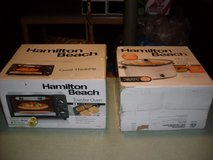 crockpot and toaster oven new in Elizabethtown, Kentucky
