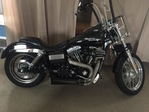 Harley Davidson Street Bob in Fort Campbell, Kentucky