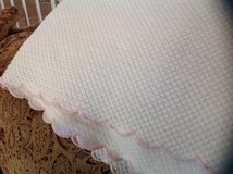 Pottery Barn Crib skirt in Bartlett, Illinois