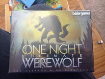 One Night Ultimate Werewolf in New Lenox, Illinois