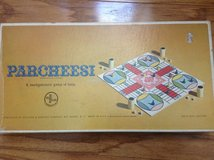Parcheesi Vintage Board Game in Naperville, Illinois