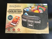 cooler bag with WiFi speakers in Tacoma, Washington