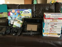 Wii U entire system plus all games in Fort Lewis, Washington