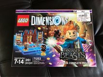 Fantastic Beasts Lego Dimensions Game in Fort Lewis, Washington