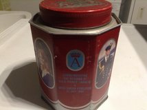 British Royal Family Tin in Ramstein, Germany