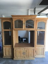 3 piece entertainment center in Miramar, California