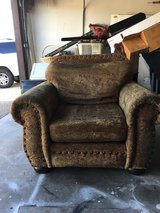 oversized chair and ottoman in Miramar, California
