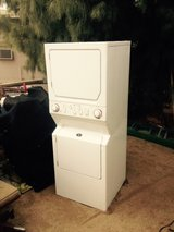 Stackable apartment size washer and dryer in 29 Palms, California