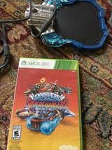 Skylanders Superchargers game and portal for Xbox 360 in Fort Riley, Kansas