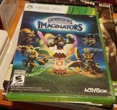 Skylanders Imaginators game for Xbox 360 in Fort Riley, Kansas