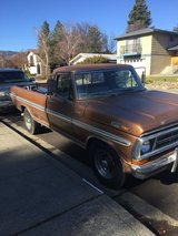 1972 Ford F-250 XLT in Vacaville, California