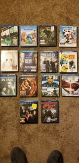 Blue Ray Movies in Travis AFB, California