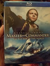 Master & Commander the far side of the world in Fort Leonard Wood, Missouri