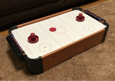 Air Hockey Table Puck with Motorized Fan in Okinawa, Japan