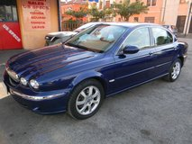 1YR WARRANTY - Jaguar X-Type automatic  - Cars&Cars Military Sales by Chapel gate on the left in Vicenza, Italy