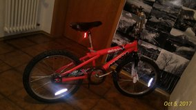 "Magna Electroshock Model # No. 8102 97D 20"" Boy's Bike in Ramstein, Germany"