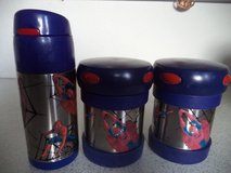 3sets of Spiderman Thermos in Ramstein, Germany