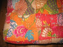 patch work quilted bench in Westmont, Illinois