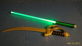 Sword and LightSaber Alike in Ramstein, Germany