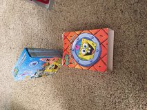 Spongebob DVD set in Camp Lejeune, North Carolina